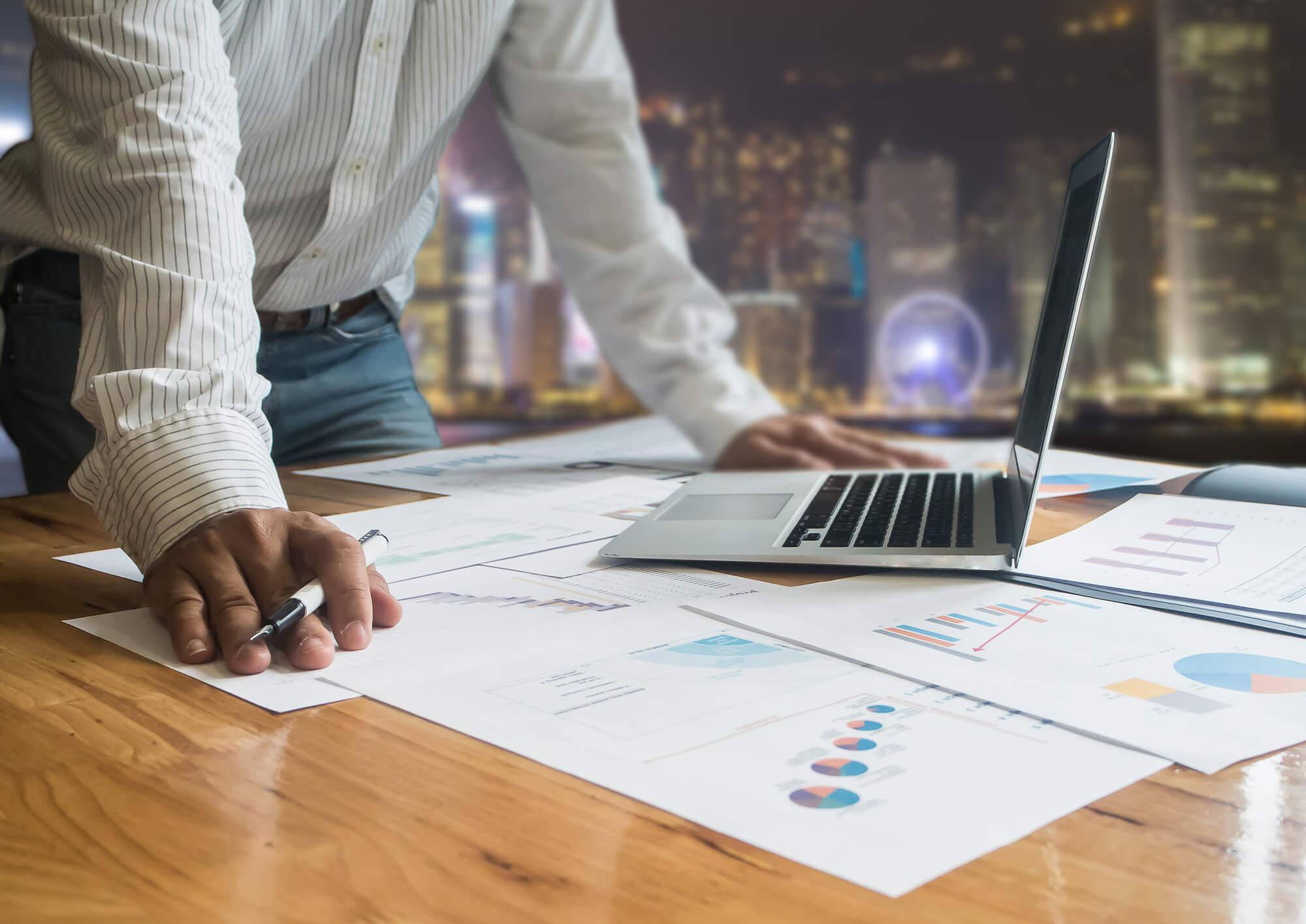 Automatizar Os Processos Financeiros