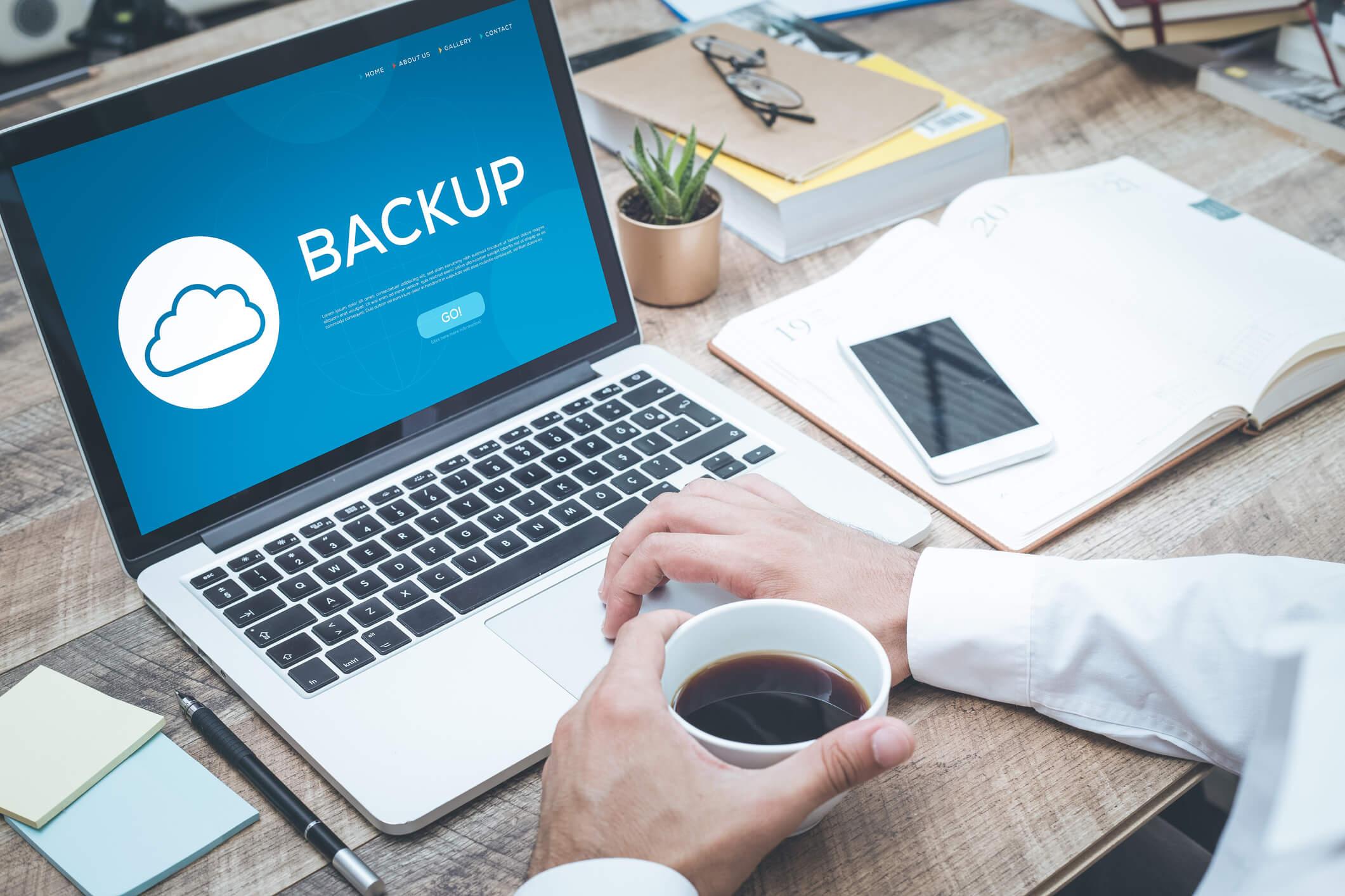 Backup Online: Você Já Ouviu Falar? Conheça A Seguir Esse Serviço!